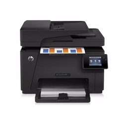 Máy in HP Color MFP M177FW - in laser màu,scan,copy, Fax, wifi