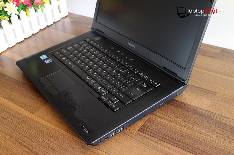 Laptop Toshiba i5 8G 500G 15in Siêu phẩm Made in japan 6