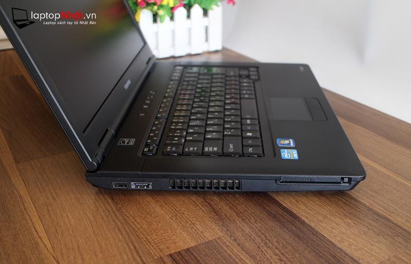 Laptop Toshiba i5 8G 500G 15in Siêu phẩm Made in japan 11