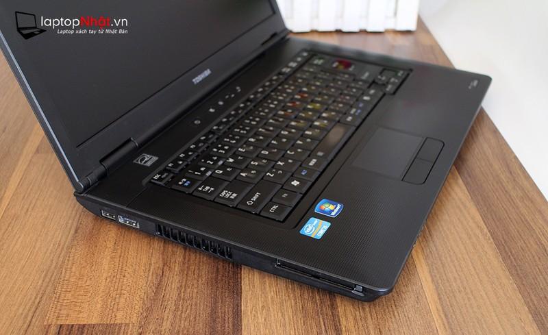 Laptop Toshiba i5 8G 500G 15in Siêu phẩm Made in japan 5