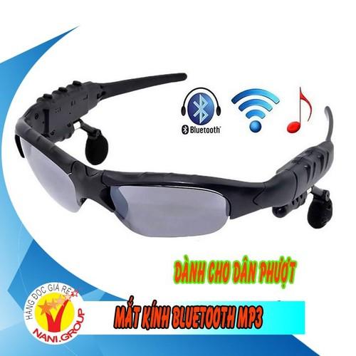 Mắt Kính Bluetooth Mp3 - Dành Cho Dân Phượt