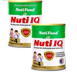 Nuti IQ Step 4 dành cho trẻ từ 2–6 tuổi