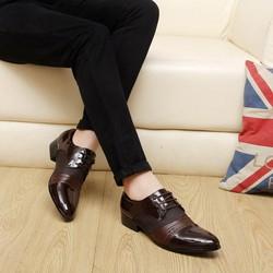 Giày Tây Nam Cao Cấp Sang Trọng Siêu Đẹp