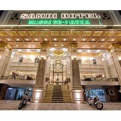 Khách sạn Samdi 4 sao 2N1Đ  Phòng Standard bao gồm ăn sáng dành cho 02 người