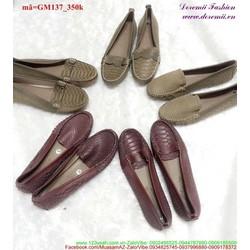Giày mọi nữ kiểu dáng đơn giản cá tính GM137