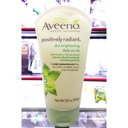 Sữa rửa mặt Aveeno Active Naturals Positively Radiant