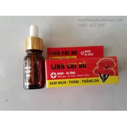 Serum mụn Linh Chi Đỏ - Ngọc Trinh