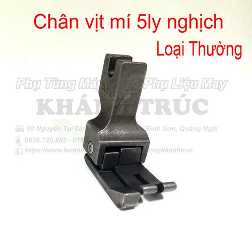 Chân vịt mí 5ly nghịch loại thường máy may công nghiệp 1kim - 4964260 , 8023413 , 15_8023413 , 12000 , Chan-vit-mi-5ly-nghich-loai-thuong-may-may-cong-nghiep-1kim-15_8023413 , sendo.vn , Chân vịt mí 5ly nghịch loại thường máy may công nghiệp 1kim