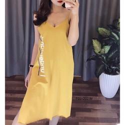 Đầm suông 2 dây chữ hàng nhập! MS: S051261 Giá sỉ: 120K