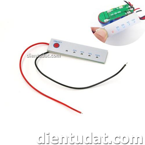 Combo 2 mạch báo dung lượng 3 cell pin