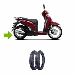 Lốp vỏ xe sau xe máy tay ga Honda SH Mode chính hãng Honda