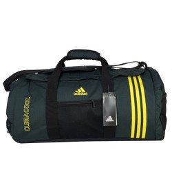 Túi xách du lịch  Climacool Team Bag Green-Yellow
