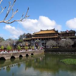 Tour Đà Nẵng-Huế-Động Thiên Đường-Sơn Trà-Bà Nà-Hội An 5N4Đ