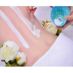 Dưỡng trắng da toàn thân bằng sản phẩm thiên nhiên tại TMV Quốc Tế CIS