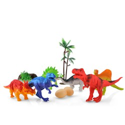 Bộ sưu tập mô hình thú rừng hoang dã  khủng long - Mẫu 1