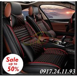 Chiếu ghế 4 Gối trám dùng cho ô tô Mã SP: LD4GT-Đ
