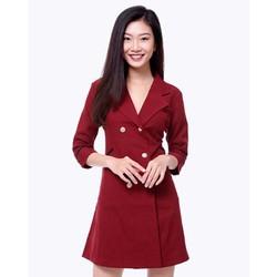 Đầm Vest Korea K06