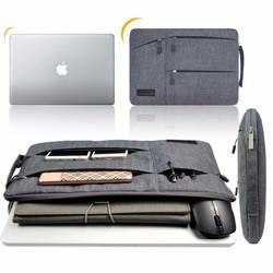 Túi đựng laptop chống sốc nhiều ngăn sành điệu có quai cầm