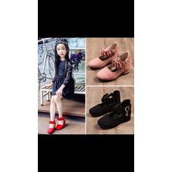 Giày công chúa cho bé từ 3t - 7t
