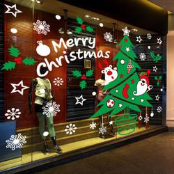 Decal trang trí Giáng Sinh