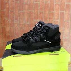Giày Sneakers cao cổ Demix xuất Nga - Fullbox,tem,tag