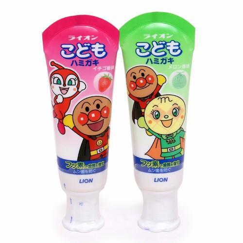 Kem đánh răng trẻ em Lion 40g - nội địa Nhật - 5114466 , 8015557 , 15_8015557 , 60000 , Kem-danh-rang-tre-em-Lion-40g-noi-dia-Nhat-15_8015557 , sendo.vn , Kem đánh răng trẻ em Lion 40g - nội địa Nhật
