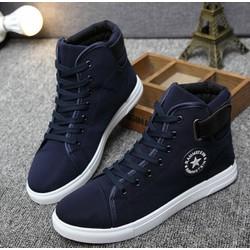 Giày nam cao cổ kiểu Hàn Quốc Rammstein R36