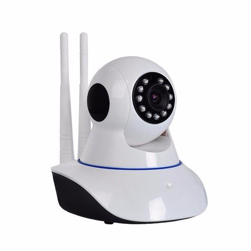Camera wifi 2 anten yoosee 8100 HD xoay 360 quan sát ngày đêm