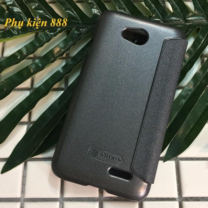 Bao da LG L70 Dual D325 hiệu Nillkin 1