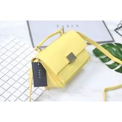 Túi xách pedro trơn - thời trang giá rẻ