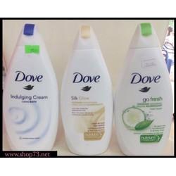 Sữa tắm toàn thân DOVE