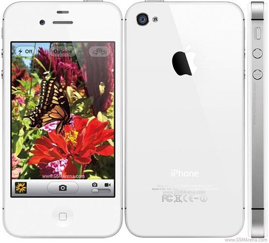 Điện thoại iphone 4s 16G quốc tế Full Box 2