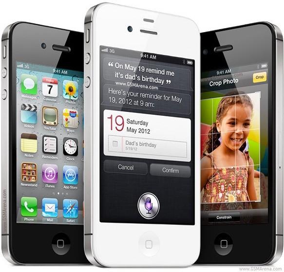 Điện thoại iphone 4s 16G quốc tế Full Box 1
