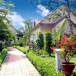 Hương Phong - Hồ Cốc Beach Resort tiêu chuẩn 3 tại Hồ Cốc