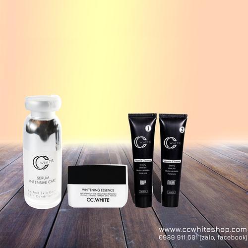 Bộ sản phẩm đặc trị nám CC WHITE, Combo 3 sản phẩm trị nám, tàn nhang - 5114493 , 8015699 , 15_8015699 , 970000 , Bo-san-pham-dac-tri-nam-CC-WHITE-Combo-3-san-pham-tri-nam-tan-nhang-15_8015699 , sendo.vn , Bộ sản phẩm đặc trị nám CC WHITE, Combo 3 sản phẩm trị nám, tàn nhang