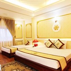 Thai Son Palace Hotel tiêu chuẩn 3 trung tâm phố cổ Hà Nội