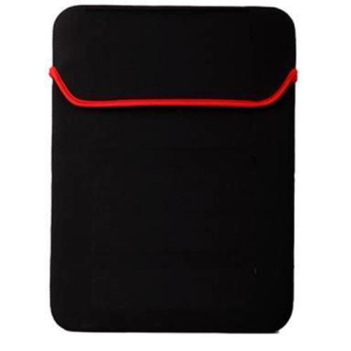 Túi chống sốc đen sọc đỏ 17inch