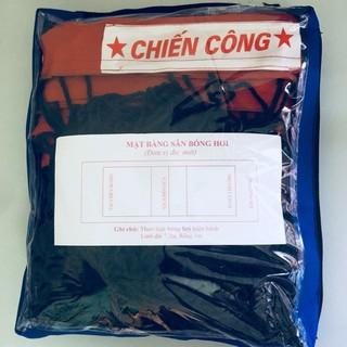 Lưới bóng chuyền hơi Chiến Công - Sợi Dù dài 7m - Viền chống rách - BC7D-CC thumbnail