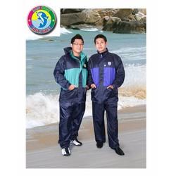 Quần áo mưa cao cấp Dolphin G1 đi mưa chống lạnh