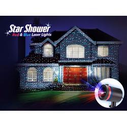 Đèn chiếu Star Shower trang trí Noel
