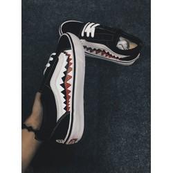 Giày Vans Răng Cưa Cá Mập