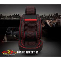 Chiếu ghế hạt gỗ nhỏ  dùng cho ô tô Mã SP: LDHGN02-Đ