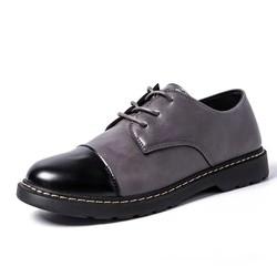 Giày Da nam phong cách Hàn Quốc