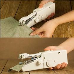 Máy may mini cầm tay