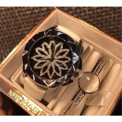 Đồng hồ thời trang đính đá nhập khẩu chính hãng Nhật