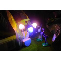 Đèn ngủ cây nấm Avatar cảm ứng