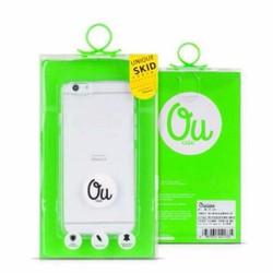 Ốp lưng silicon OU Case silicon cho iPhone 6s plus trong suốt