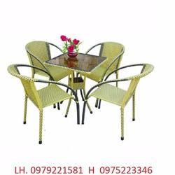 bàn Ghế Trực tiếp sản xuất bàn ghế cafe giá rẻ nhất.