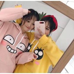 Áo Hoodie Style Hàn Quốc