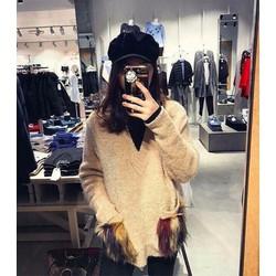 áo len lông cực xinh
